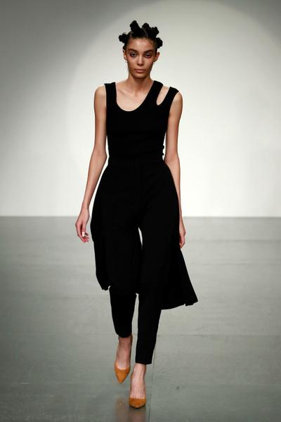 Marta Jakubowski Spring 2018 Ready-to-Wear - Look #13
