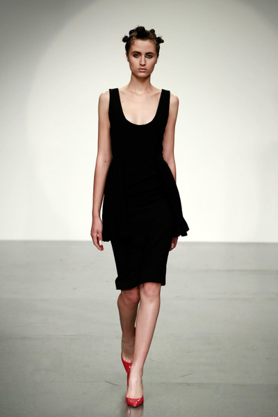 Marta Jakubowski Spring 2018 Ready-to-Wear - Look #20