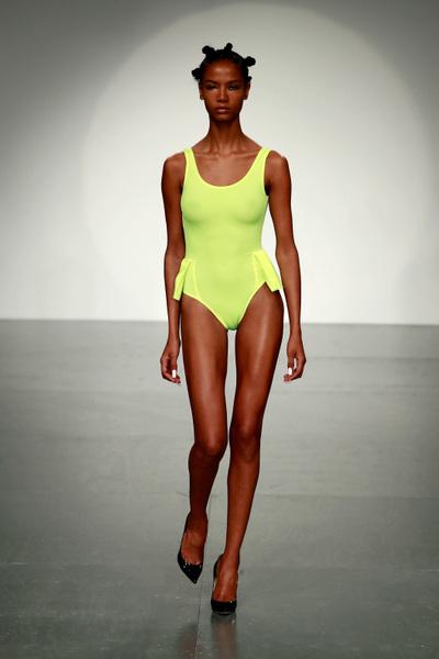 Marta Jakubowski Spring 2018 Ready-to-Wear - Look #23