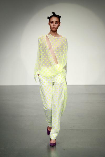 Marta Jakubowski Spring 2018 Ready-to-Wear - Look #25