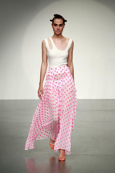Marta Jakubowski Spring 2018 Ready-to-Wear - Look #26