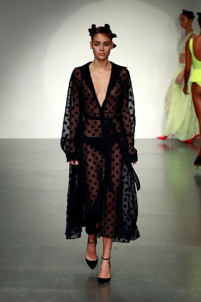 Marta Jakubowski Spring 2018 Ready-to-Wear - Look #27