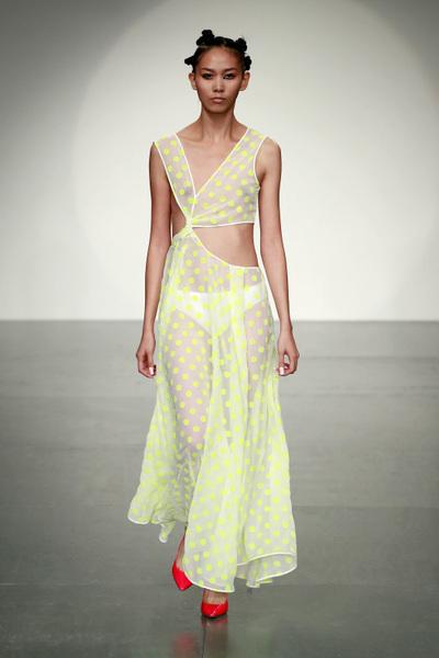 Marta Jakubowski Spring 2018 Ready-to-Wear - Look #28