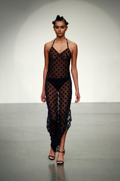 Marta Jakubowski Spring 2018 Ready-to-Wear - Look #29