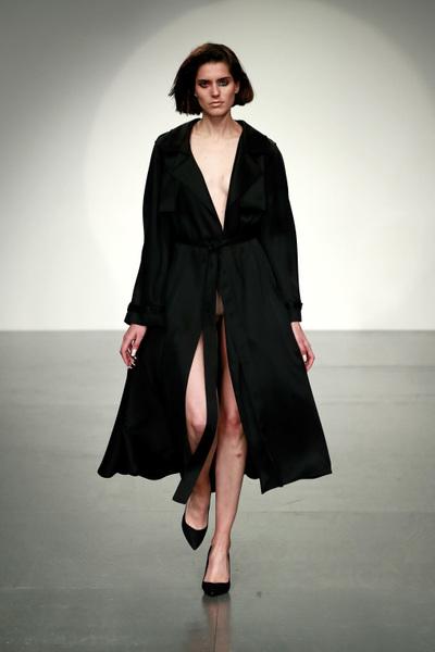 Marta Jakubowski Spring 2018 Ready-to-Wear - Look #30