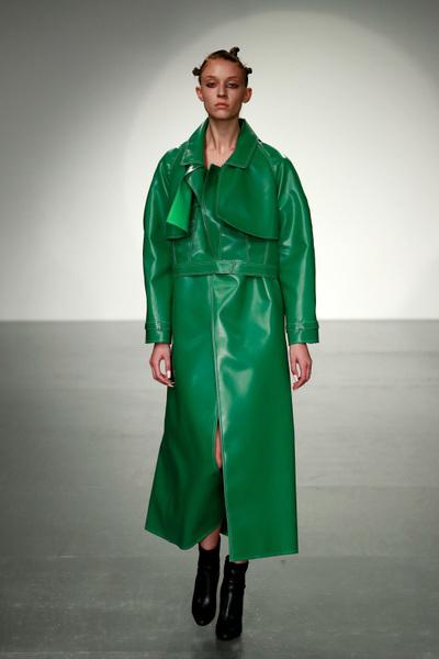 Marta Jakubowski Spring 2018 Ready-to-Wear - Look #8