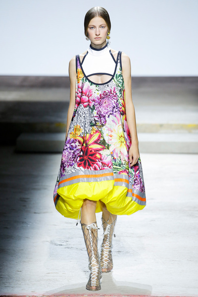 Mary Katrantzou Spring 2018 Ready-to-Wear - Look #2