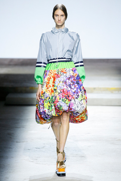 Mary Katrantzou Spring 2018 Ready-to-Wear - Look #3