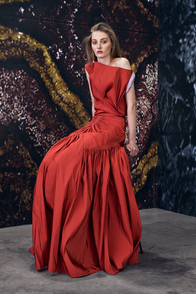 Maticevski Spring 2018 Ready-to-Wear - Look #11