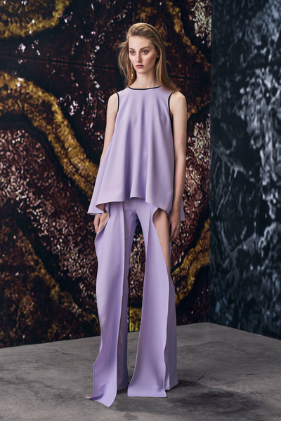 Maticevski Spring 2018 Ready-to-Wear - Look #12
