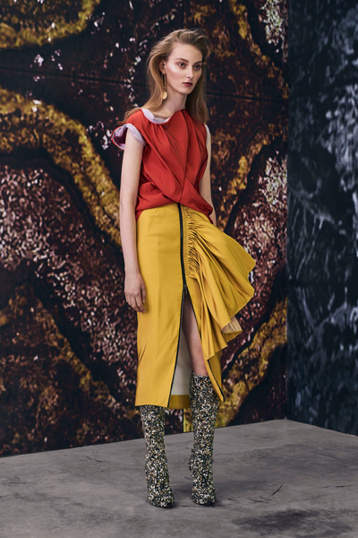 Maticevski Spring 2018 Ready-to-Wear - Look #13