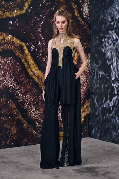 Maticevski Spring 2018 Ready-to-Wear - Look #17