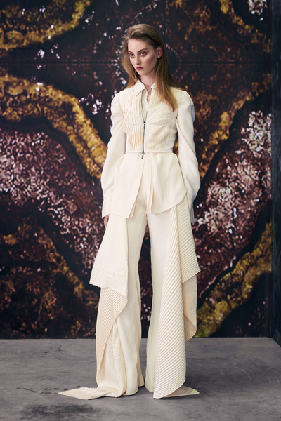 Maticevski Spring 2018 Ready-to-Wear - Look #3