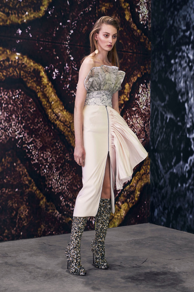 Maticevski Spring 2018 Ready-to-Wear - Look #32