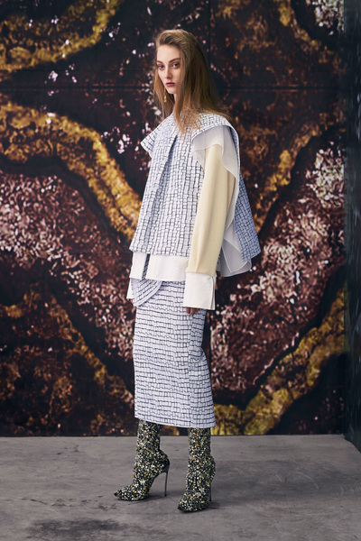 Maticevski Spring 2018 Ready-to-Wear - Look #34