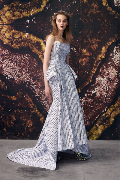 Maticevski Spring 2018 Ready-to-Wear - Look #39