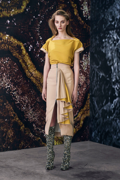 Maticevski Spring 2018 Ready-to-Wear - Look #40