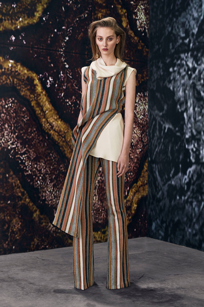 Maticevski Spring 2018 Ready-to-Wear - Look #5
