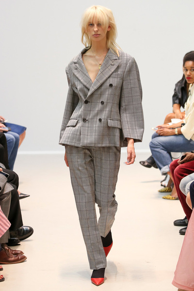 Matthew Adams Dolan Spring 2018 Ready-to-Wear - Look #22