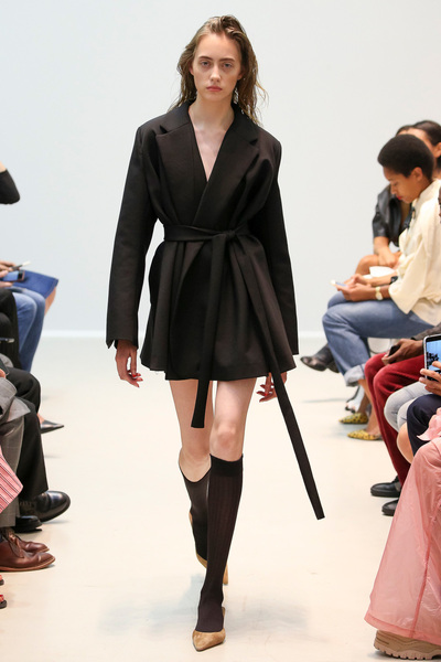 Matthew Adams Dolan Spring 2018 Ready-to-Wear - Look #27