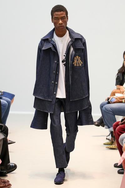 Matthew Adams Dolan Spring 2018 Ready-to-Wear - Look #9