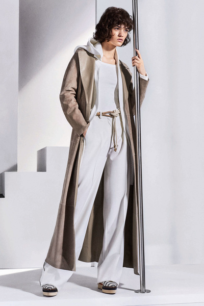Max Mara Resort 2018 - Look #10