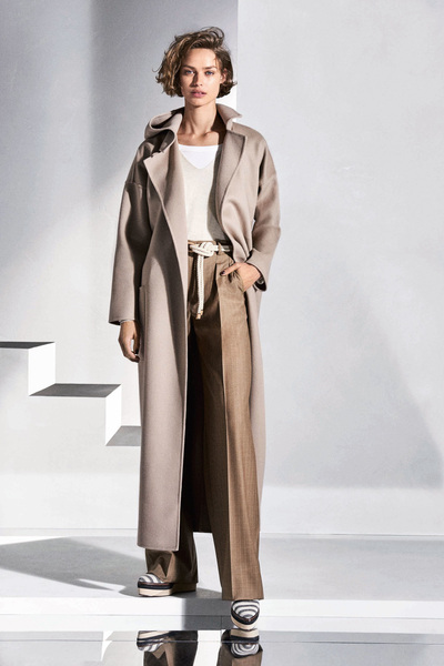 Max Mara Resort 2018 - Look #12