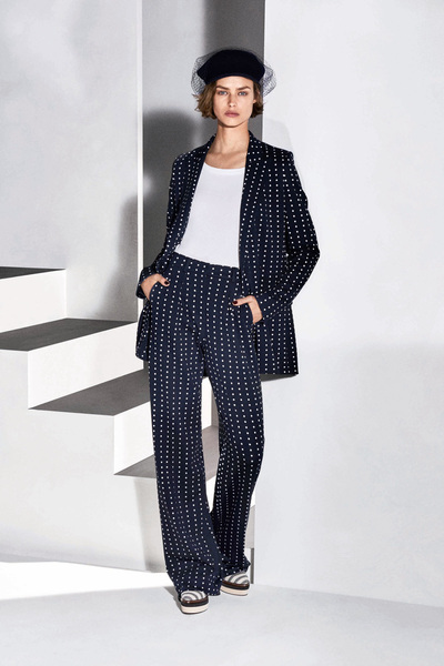 Max Mara Resort 2018 - Look #17