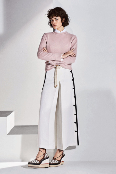 Max Mara Resort 2018 - Look #21