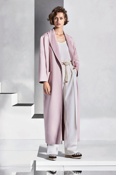 Max Mara Resort 2018 - Look #27