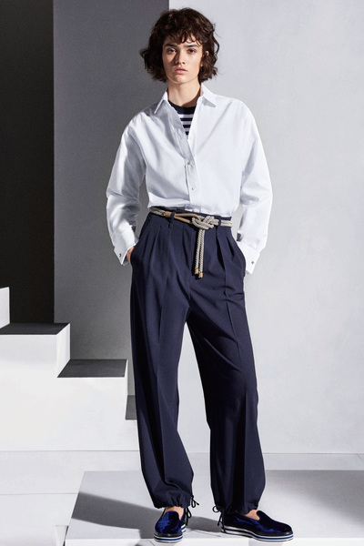 Max Mara Resort 2018 - Look #5