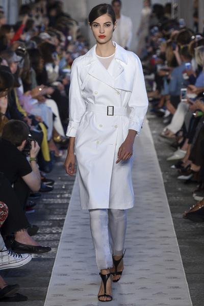 Max Mara Spring 2018 Ready-to-Wear - Look #15