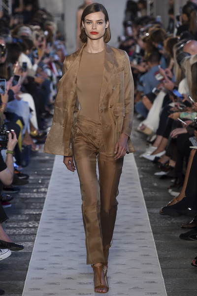 Max Mara Spring 2018 Ready-to-Wear - Look #3