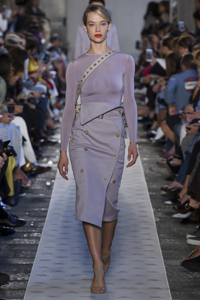 Max Mara Spring 2018 Ready-to-Wear - Look #35