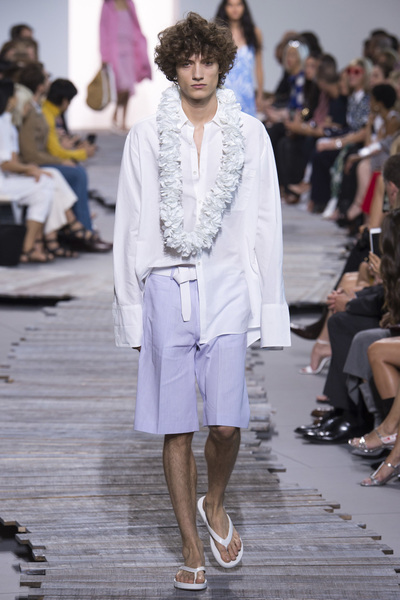 Michael Kors Collection Spring 2018 Ready-to-Wear - Look #5