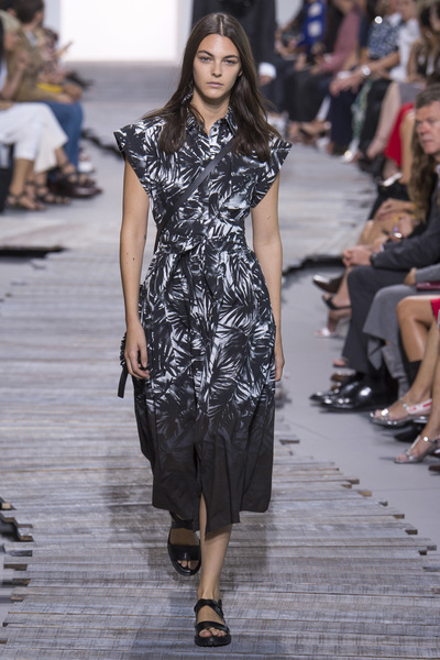 Michael Kors Collection Spring 2018 Ready-to-Wear - Look #50