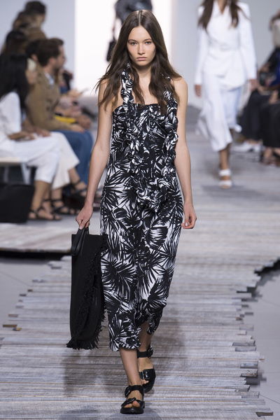 Michael Kors Collection Spring 2018 Ready-to-Wear - Look #52