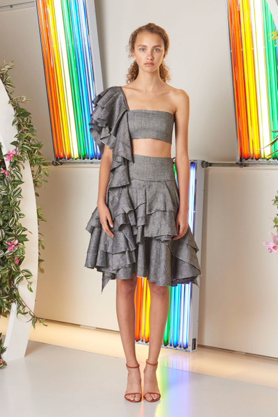 MILLY Spring 2018 Ready-to-Wear - Look #1
