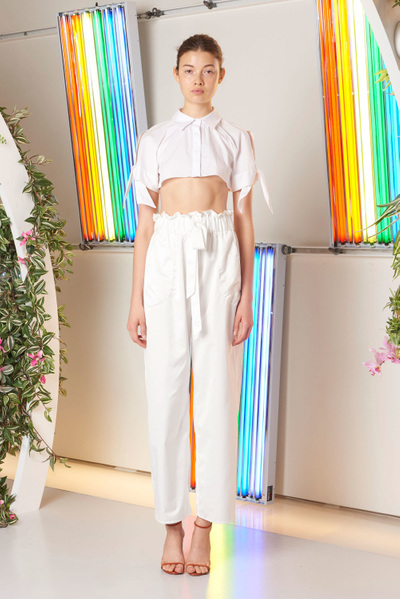 MILLY Spring 2018 Ready-to-Wear - Look #10