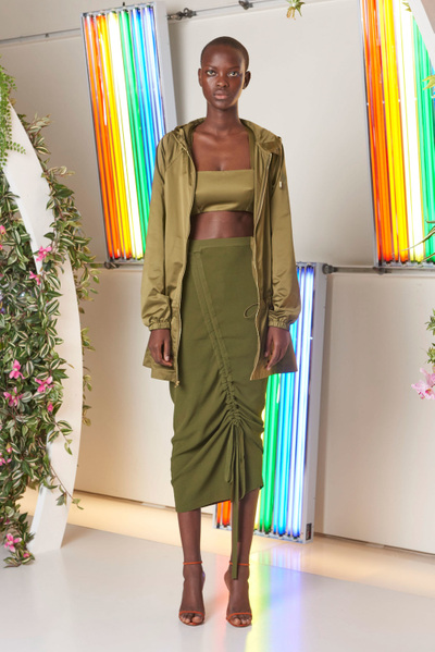 MILLY Spring 2018 Ready-to-Wear - Look #12