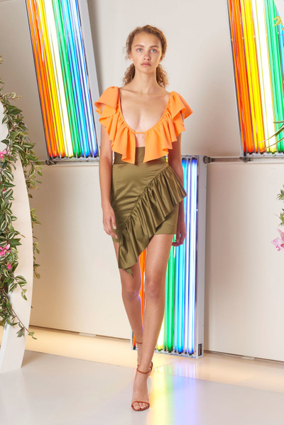 MILLY Spring 2018 Ready-to-Wear - Look #13