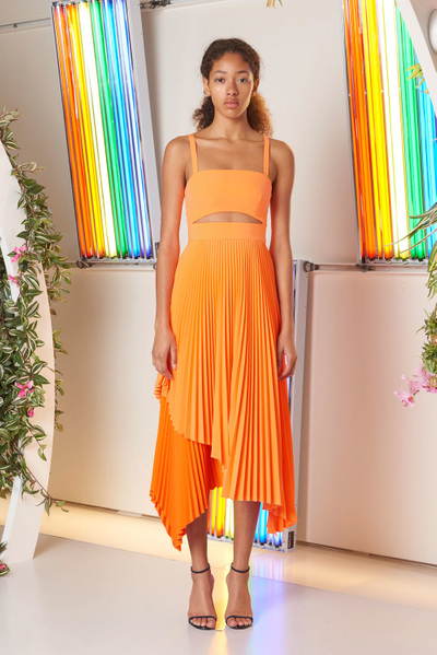 MILLY Spring 2018 Ready-to-Wear - Look #14