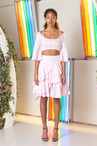 MILLY Spring 2018 Ready-to-Wear - Look #15