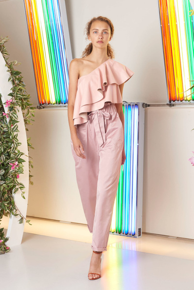 MILLY Spring 2018 Ready-to-Wear - Look #16