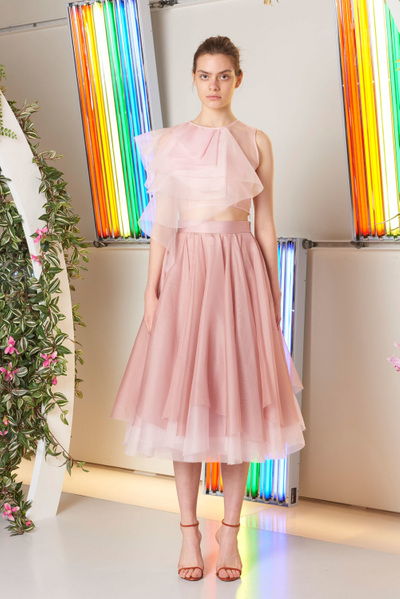 MILLY Spring 2018 Ready-to-Wear - Look #17