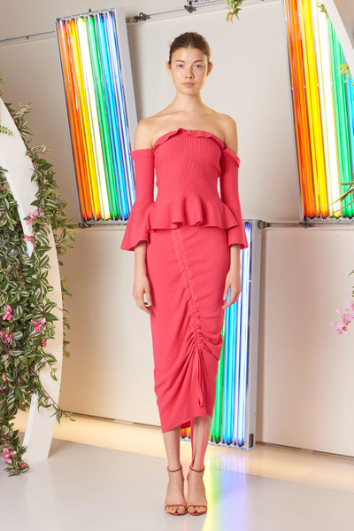 MILLY Spring 2018 Ready-to-Wear - Look #18