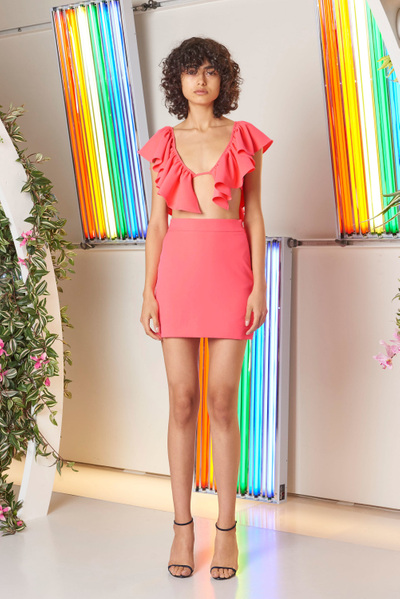 MILLY Spring 2018 Ready-to-Wear - Look #19