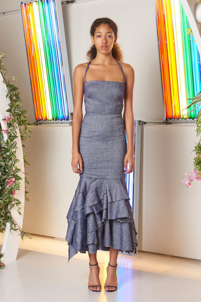 MILLY Spring 2018 Ready-to-Wear - Look #3