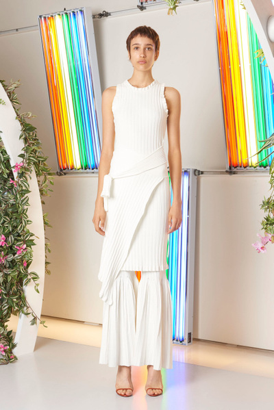 MILLY Spring 2018 Ready-to-Wear - Look #9