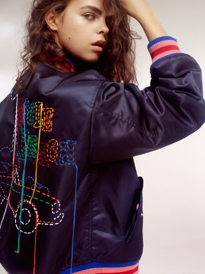 Mira Mikati Spring 2018 Ready-to-Wear - Look #17
